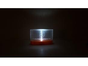 LED Desk light/sign