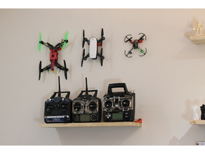 Generic Quadcopter Wall Hook