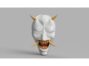 Hannya Mask Rurouni Kenshin (Ninja)