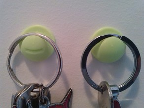 Round Magnetic Hook