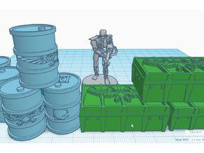 Imperial plastek crates