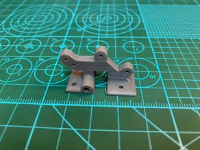 RC Door Hinge 16mm x 30mm