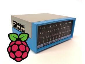Altair 8800 Raspberry Pi 3 case