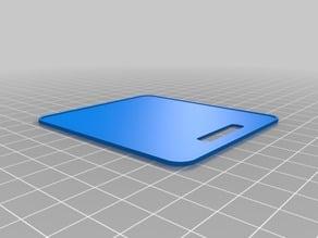 4x4 keypad bezel