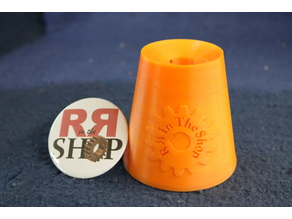 Logo Oil Cup