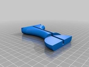 3Dlabprint M6A landing gear bolt on