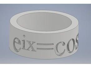 Euler's Formula Ring