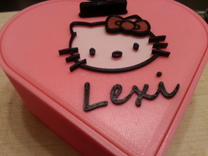 Hello Kitty Lid Remix