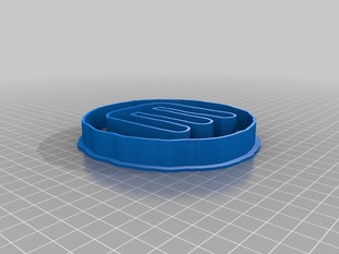 MakerBot Cookie Cutter