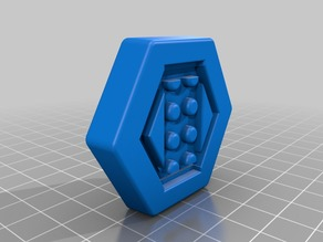 Gravitrax spacer Lego compatible