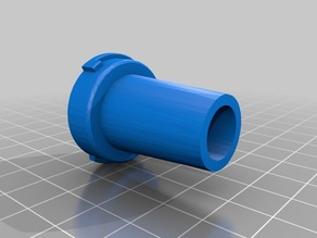 Crafty / Mighty 18mm Adapter