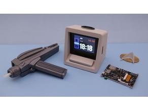 Star Trek Alarm Clock - Adafruit PyPortal