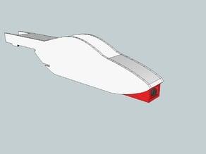 Ft-22 raptor FVP pod