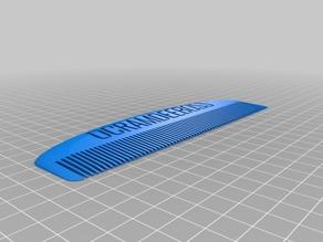 My  EPIC Customized Comb