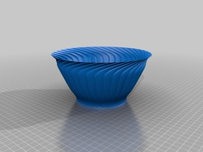 Bowl (optimized for Vasemode)