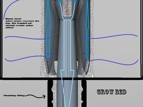 Bell Syfon for Hydro/Aquaponics