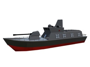 Steadfast-class Missile Boat