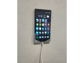 Slim Cellphone or Tablet Wall Mount
