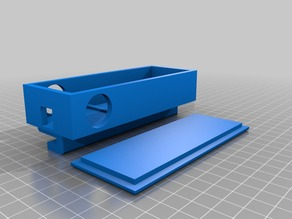 Replicator Slide Mount Switch Box