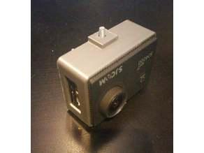 SJ4000/GoPro low-profile case