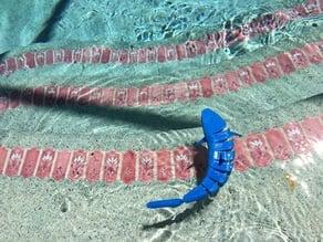 Articulating 3D Shark