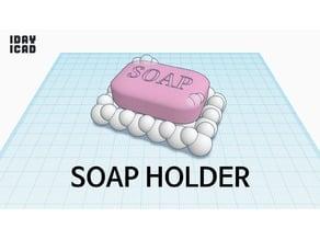 [1DAY_1CAD] SOAP HOLDER
