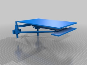 Creality Ender 5 Bed Supports