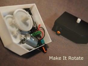 Make it Rotate