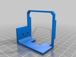 Ender 2 Drag Chain - X Heatsink Compatible
