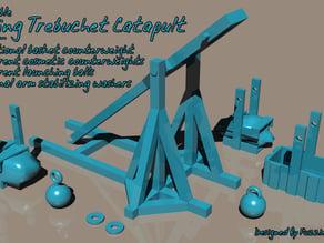 Trebuchet Catapult