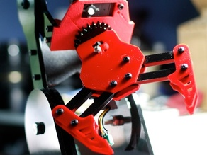 Robotic Manipulator Arm