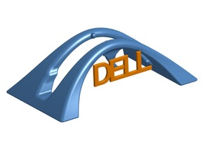 DELL vertical laptop stand