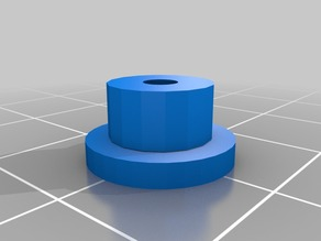 Extruder guide for Geeetech Rostock Mini Delta G2S