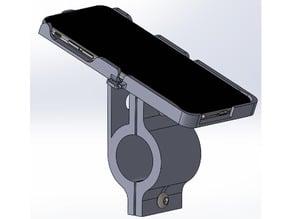 Iphone 6 motorcycle mount