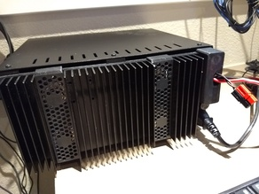 Power Supply Safety Covers for Astron RS-35A