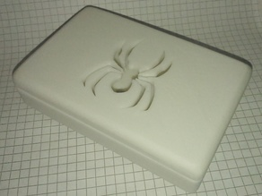 Soap Box with spider lid