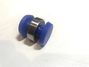Threaded Fidget Bearing Caps (Updated V3)