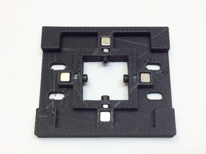 Magnetic Bed for 3D printer