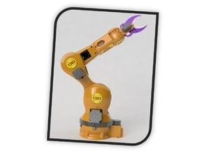 6-axis RoboArm Sirius