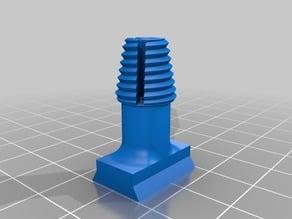 Prusa MMU2 Spool Holder Guide Tube modification