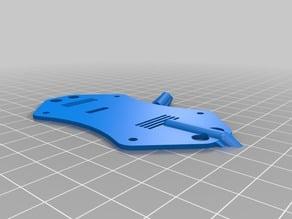 RDQ Mach 1 Freestyle VTX Bottom Cover & Antenna Holder