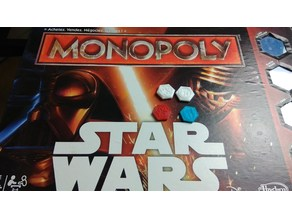 Monopoly Star Wars Replacement Pawn