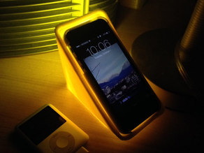 Lumen - Phone Lamp Stand