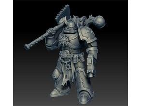 Traitor space warrior