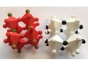 Flexible Perovskite Structure