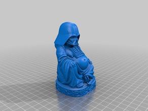 Buddha Star Wars
