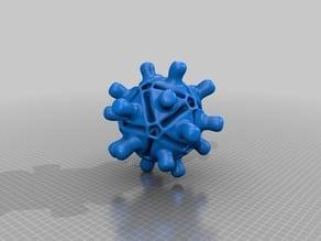 Cellular Icosahedron