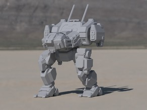 JR7-F Jenner for Battletech