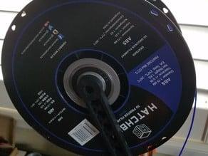Prusa i3 MK2S Filament Bearing Adapters