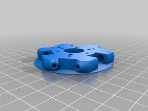 Kossel Mini effector for G3D Budaschnozzle